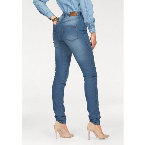 ARIZONA High-waist-jeans met stretch