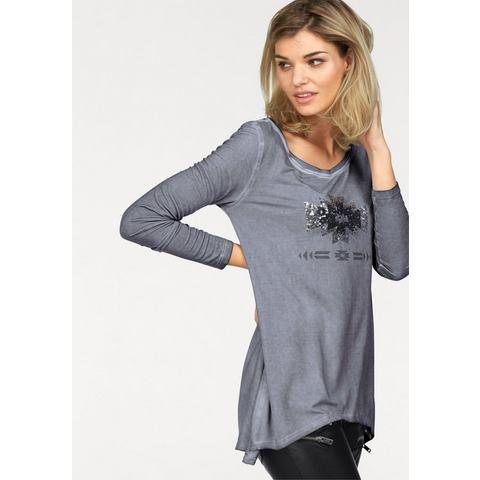 LAURA SCOTT shirt in puntmodel