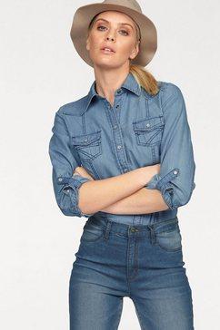 arizona jeansoverhemd blauw