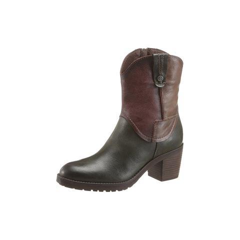Dames schoen: JANA cowboylaarsjes