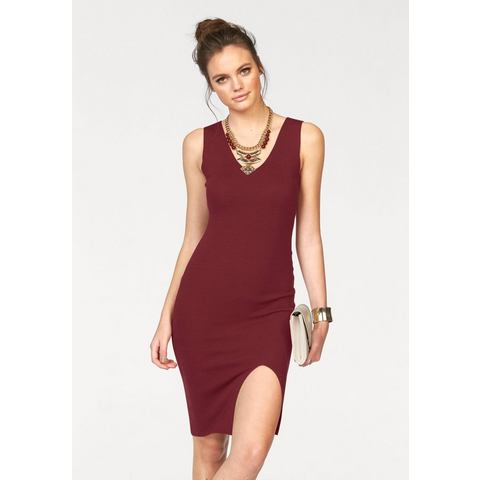 Picture MELROSE tricotjurk rood 228646