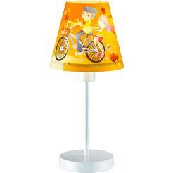 jens stolte leuchten tafellamp, 1 fitting, »vrienden« geel