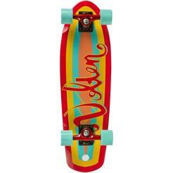 volten skateboard, multicolour, »mini cruiser« multicolor