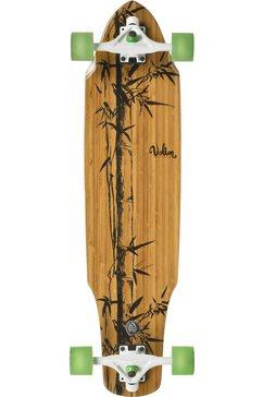 volten longboard, naturel-zwart, »superior flex« beige