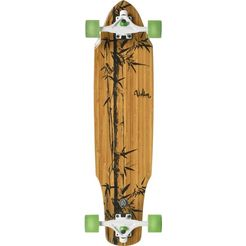 volten longboard, naturel-zwart, »superior flex« natuur
