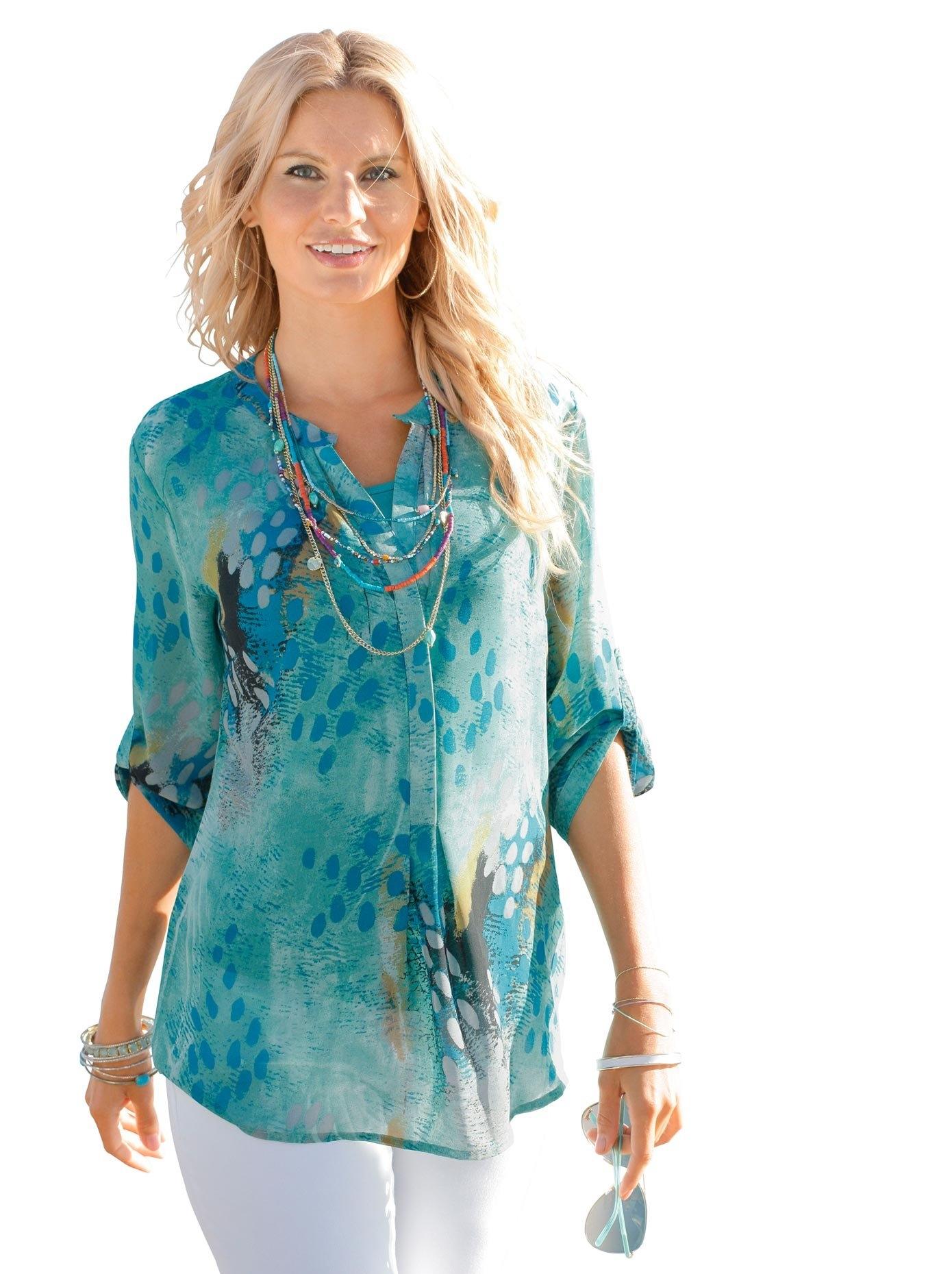 Ambria Blouseset bestaande uit blouse en top voordelig en veilig online kopen