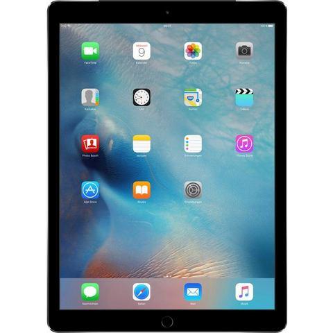 Apple iPad Pro WiFi + Cellular SIM 256GB Space Gray met 12,9 inch Retina Display (ML3T2FD-A)