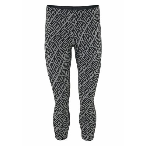 NU 10% KORTING: NIKE Legging NIKE CLUB LEGGING CROP AOP 2