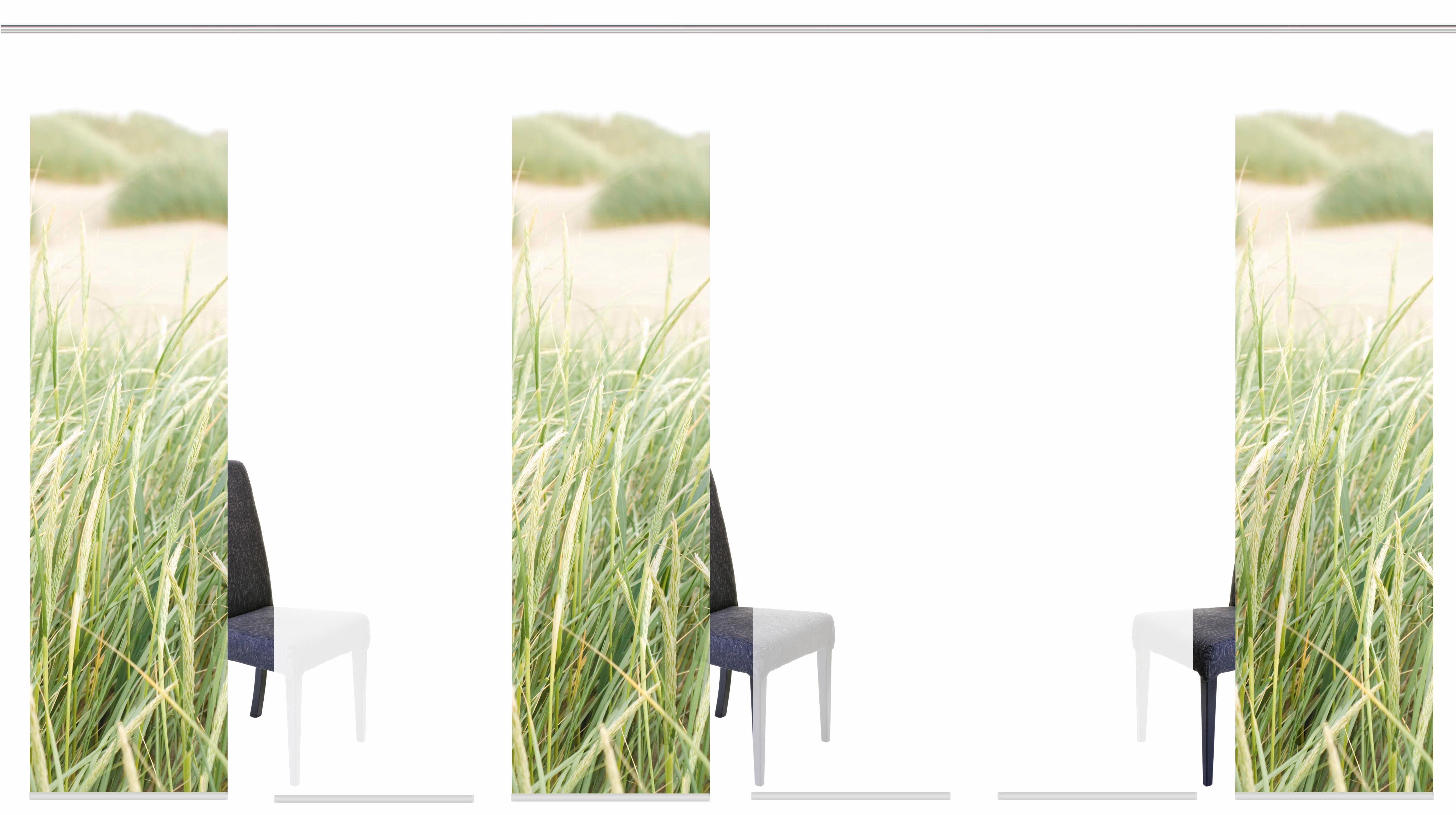 Paneel Gordijn 6 : Paneelgordijn lahti« home wohnideen klittenband set van