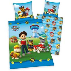 kinderovertrekset »dappere honden«, paw patrol multicolor