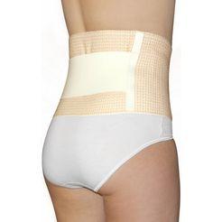 hydas nierwarmer met steunfunctie, »standaard« en »sterk« beige