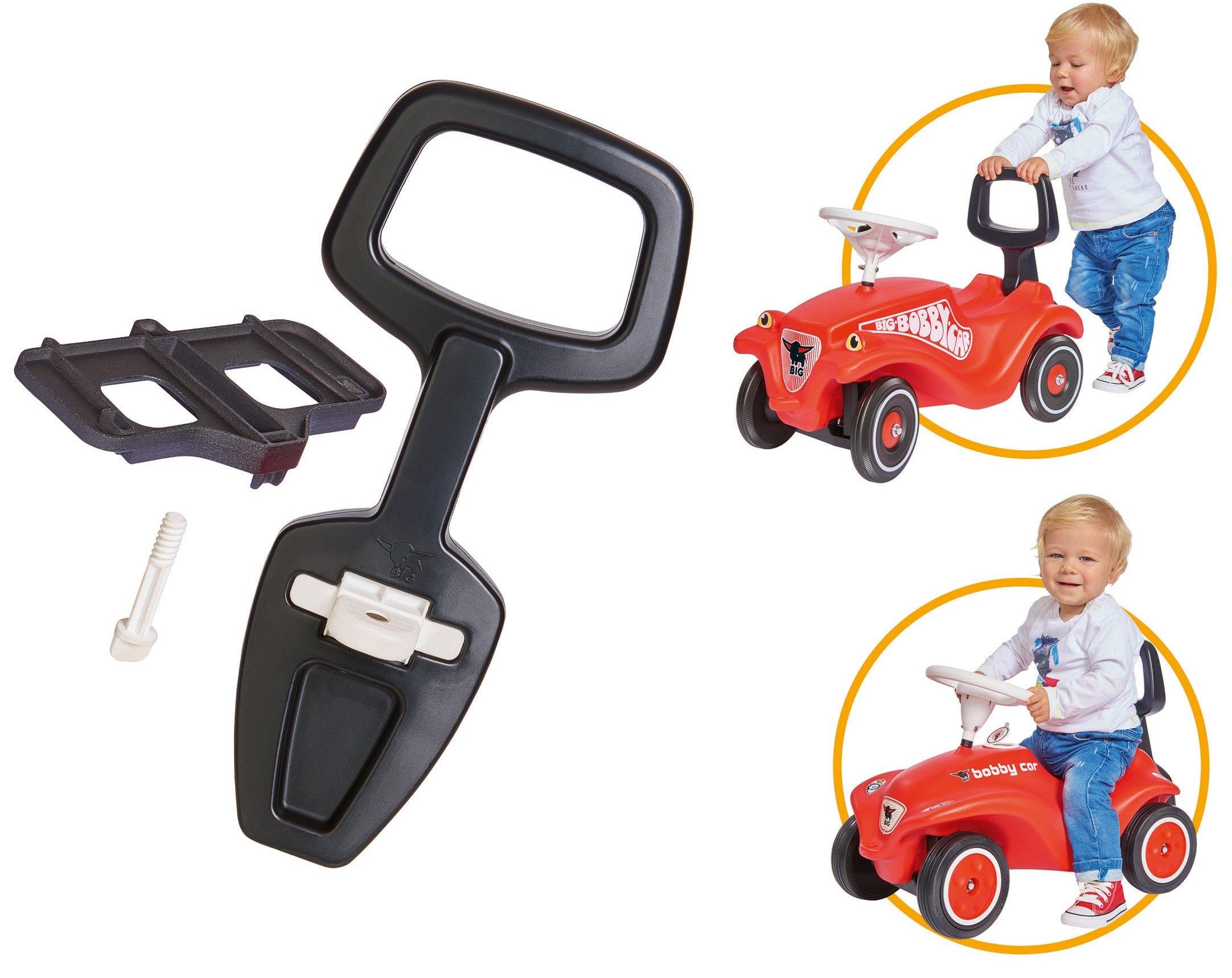 Big 2-in-1 rugsteun en hulp om te leren lopen, »BIG Bobby Car Walker 2-in-1 accessoires« goedkoop op otto.nl kopen