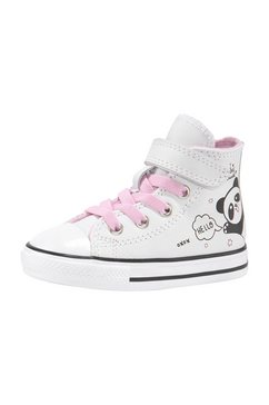 converse sneakers »chuck taylor all star 1v-hi panda« wit