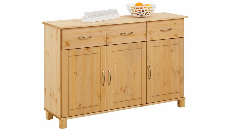 home affaire sideboard pivo breedte 119 cm online verkrijgbaar otto. Black Bedroom Furniture Sets. Home Design Ideas