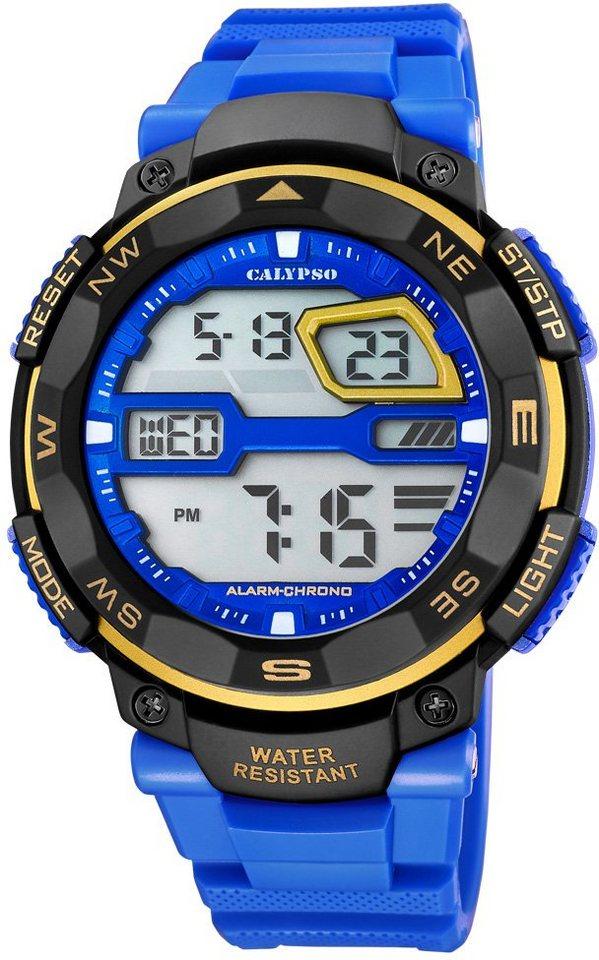 Calypso chronograaf »K5672/7«