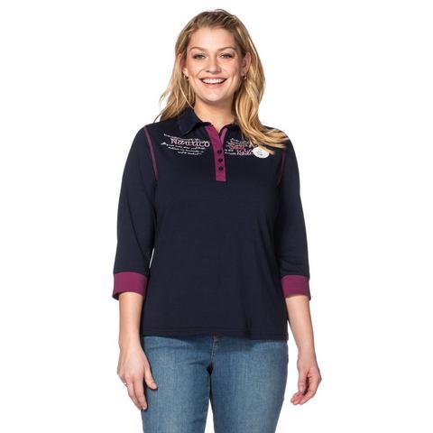 SHEEGO CASUAL Shirt van jerseymateriaal