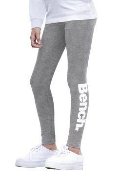 bench legging met print, voor meisjes grijs