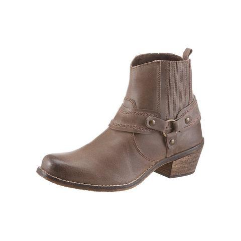 Schoen: S.OLIVER RED LABEL cowboylaarsjes