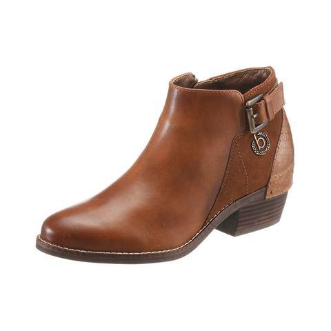 Dames schoen: BUGATTI cowboylaarsjes