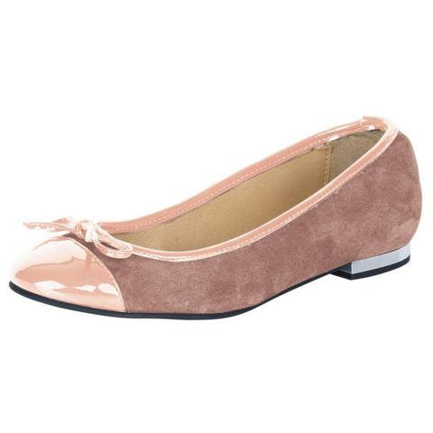 Dames schoen: Ballerina's