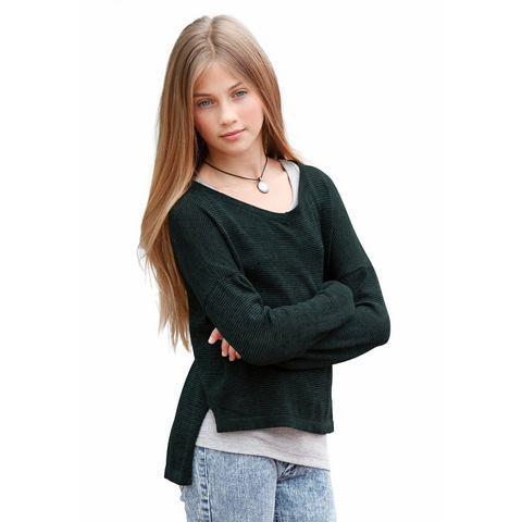 BUFFALO trui in oversized model, voor meisjes