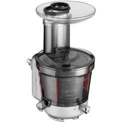 kitchenaid vruchtenpers--sauzenaccessoires 5ksm1ja, voor bijna alle kitchenaid-keukenmachines zilver
