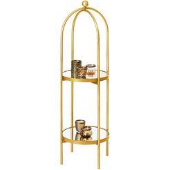 schneider etagère (1-delig) goud