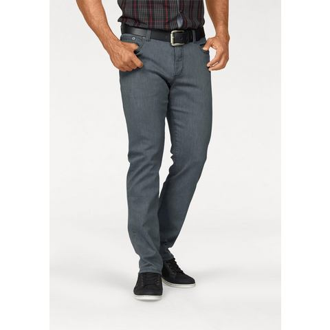 NU 15% KORTING: MAN'S WORLD stretchjeans