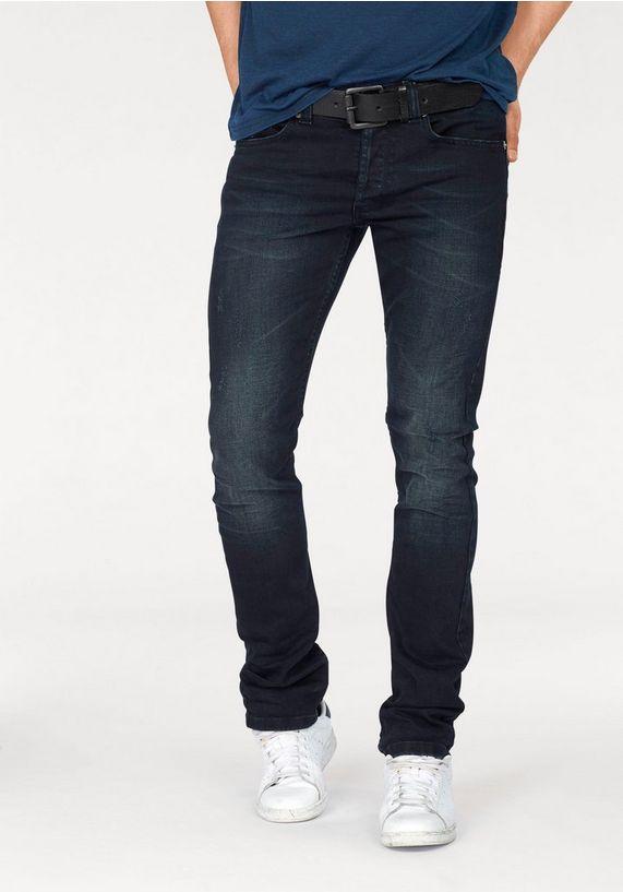 BRUNO BANANI Slim Fit-jeans Jimmy
