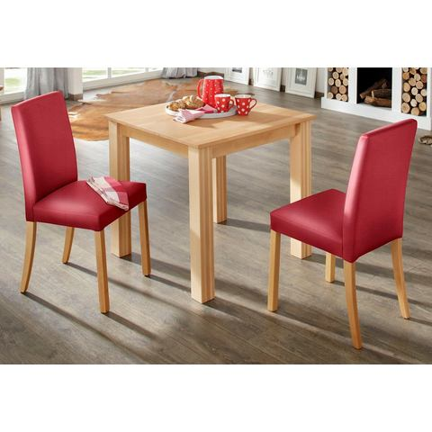 Eetkamerstoelen HOME AFFAIRE eethoek (3-dlg) 126237