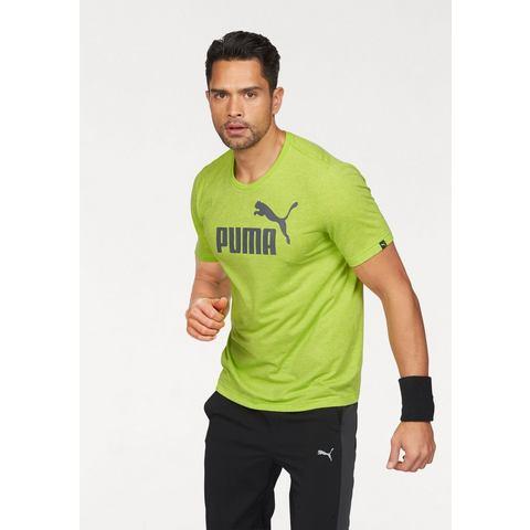 PUMA T-shirt »ESS No.1 Logo Heather Tee«