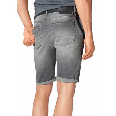 BRUNO BANANI Jeans-bermuda Hank