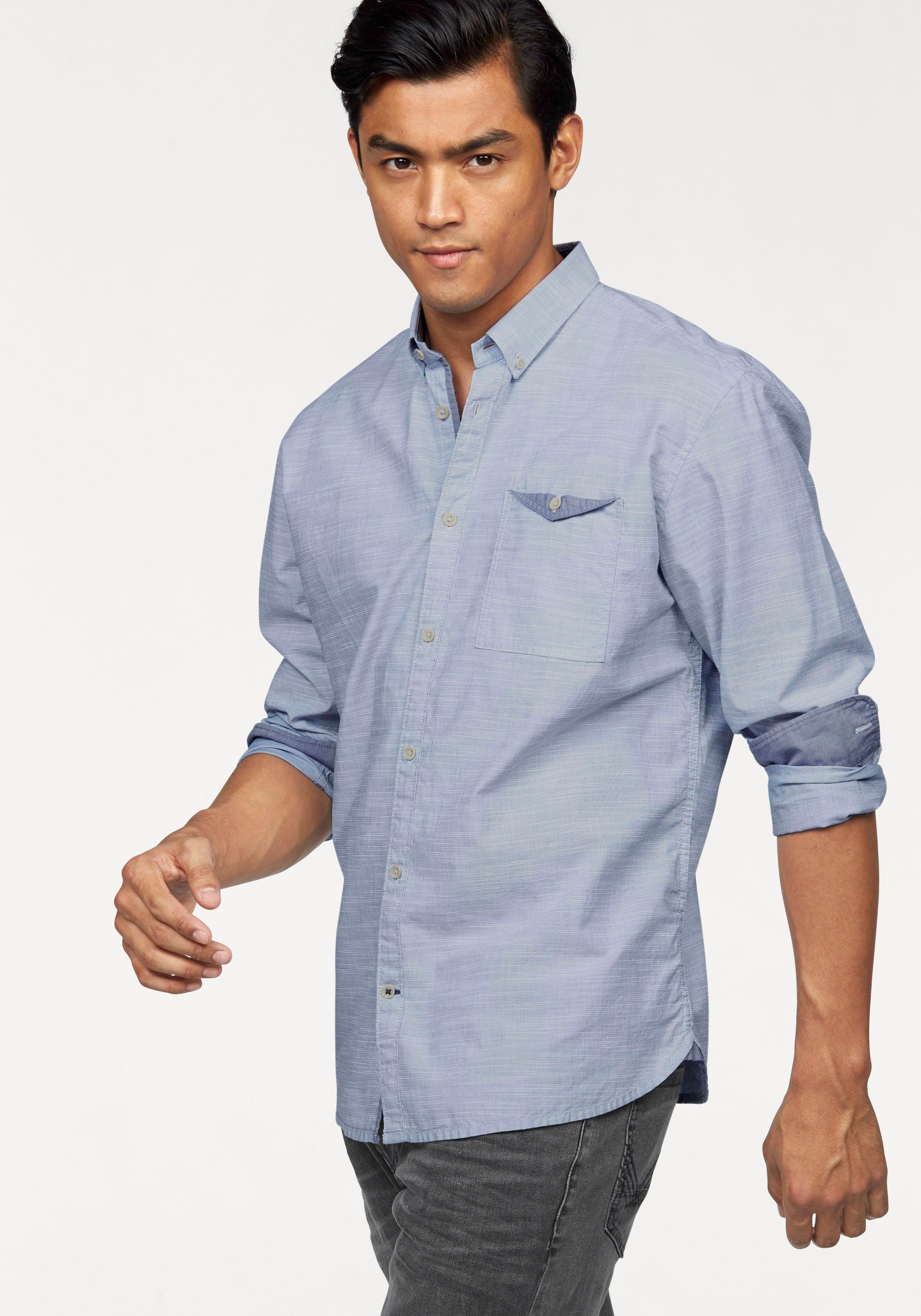 TOM TAILOR overhemd in de webshop van OTTO kopen