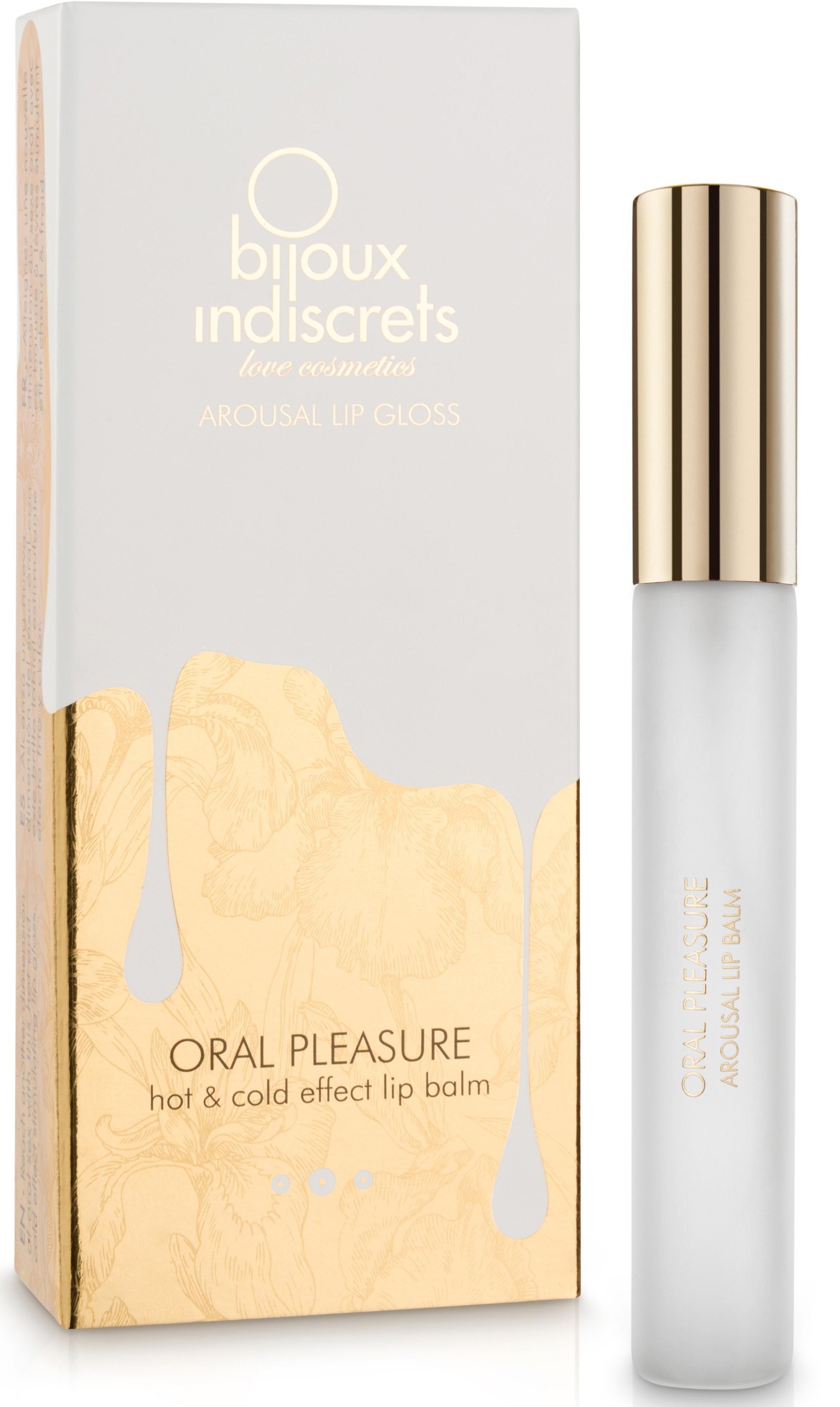 Bijoux Indiscrets lipgloss met heet-koudeffect »Oral Pleasure - Oral Sex Lip Gloss« goedkoop op otto.nl kopen