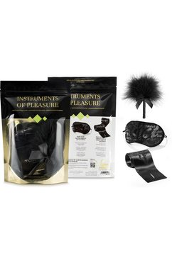 bijoux indiscrets erotische toy-set instruments of pleasure - green (4-delig) zwart
