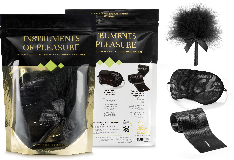 Bijoux Indiscrets set erotische speeltjes 'Instruments of Pleasure - Green', 4-delig in de webshop van OTTO kopen
