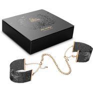 bijoux indiscrets handboeien desir metallique cuffs ook als armbanden te dragen zwart