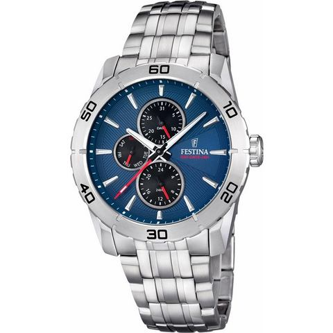 Festina multifunctioneel horloge »F16606/6«