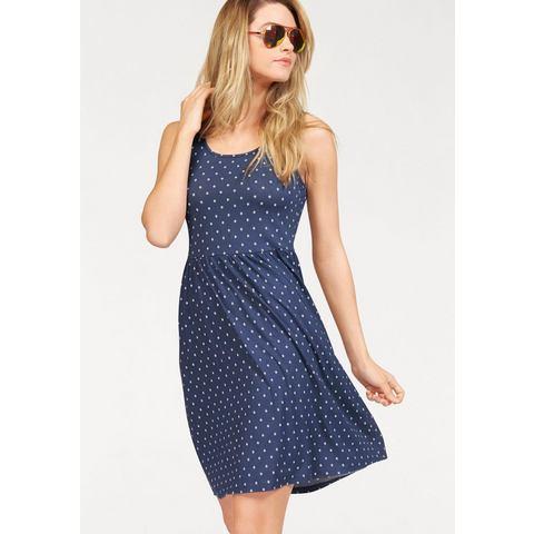 AJC Jersey-jurk met sterrenprint allover
