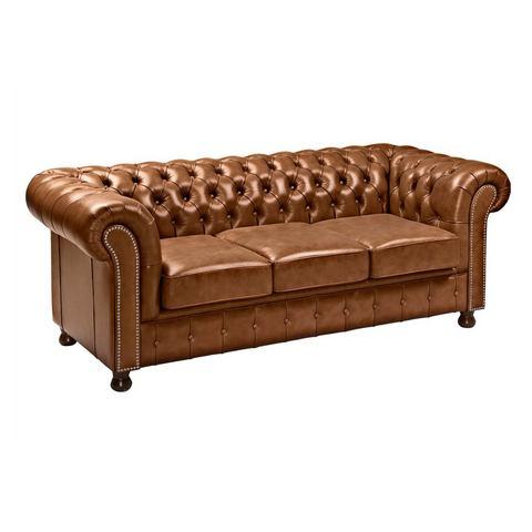 woonkamer leren bankstel bruin heine  meubelen 6