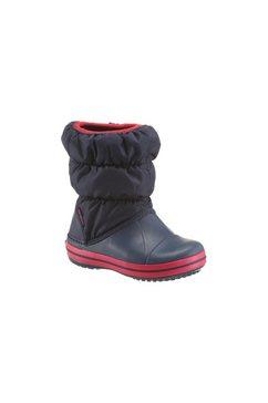 crocs laarzen »winter puff boots kids« blauw