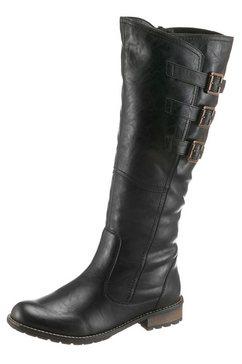 remonte laarzen met vario-schacht grijs