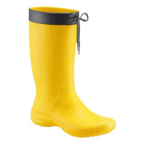 Schoen: CROCS rubberlaarzen »Freesail Rain Boot«