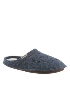crocs clogs »classic slipper« blauw