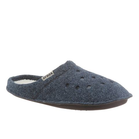 Crocs Slipper Unisex Nautical Navy-Oatmeal Classic Slipper