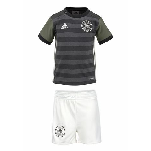 ADIDAS PERFORMANCE Sportpak DFB AWAY BABY KIT EM