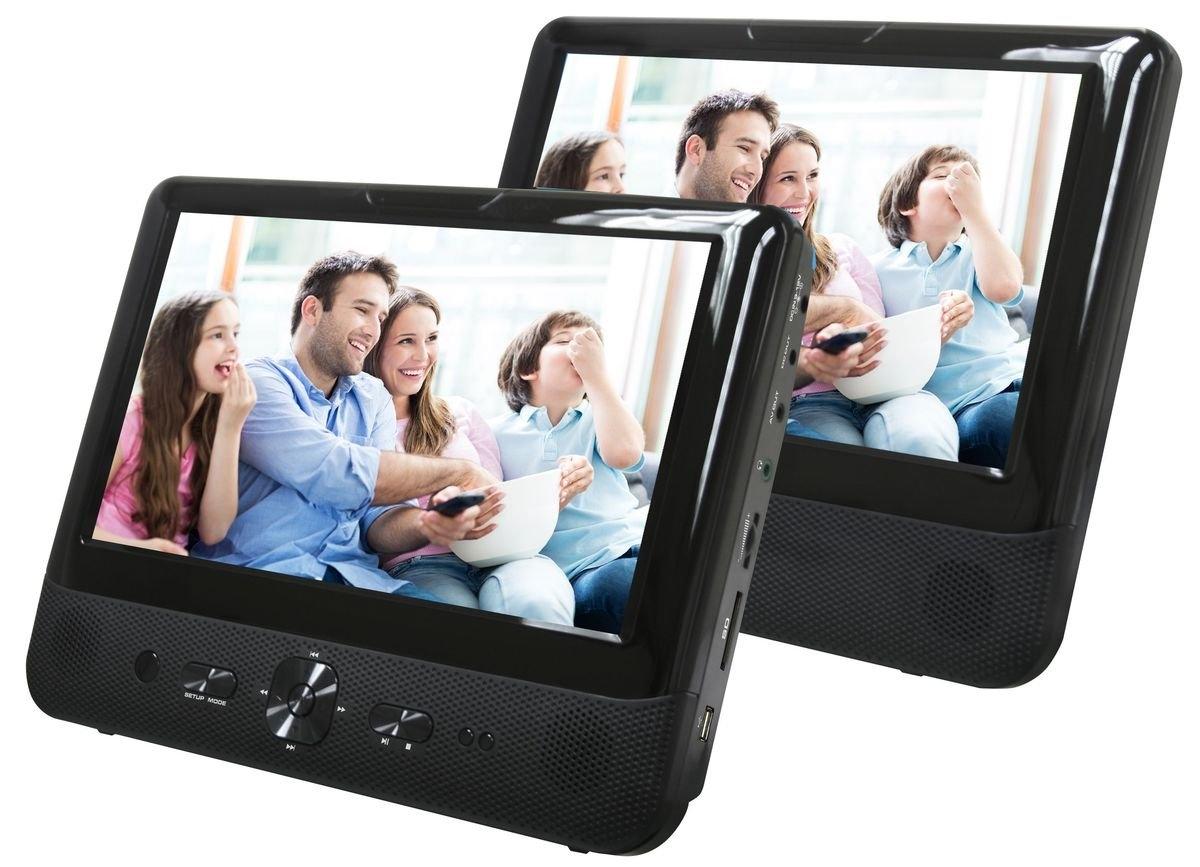 Denver draagbare DVD-speler »MTW-984TWIN« - gratis ruilen op otto.nl