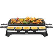 tefal raclette re4588 zwart
