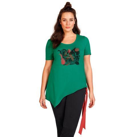 SHEEGO TREND lang shirt