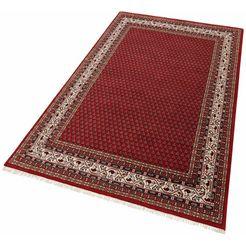 vloerkleed, theko exklusiv, »chandi mir«, met de hand geknoopt, 140.000 knopen-m², zuiver scheerwol rood